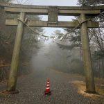 熊野近くの玉置神社へ一人旅!