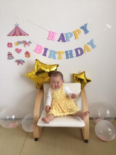 誕生日!🎂