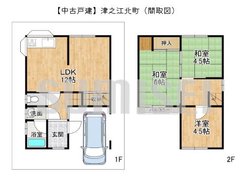津之江北町34-26(中古1580万)ブログ用